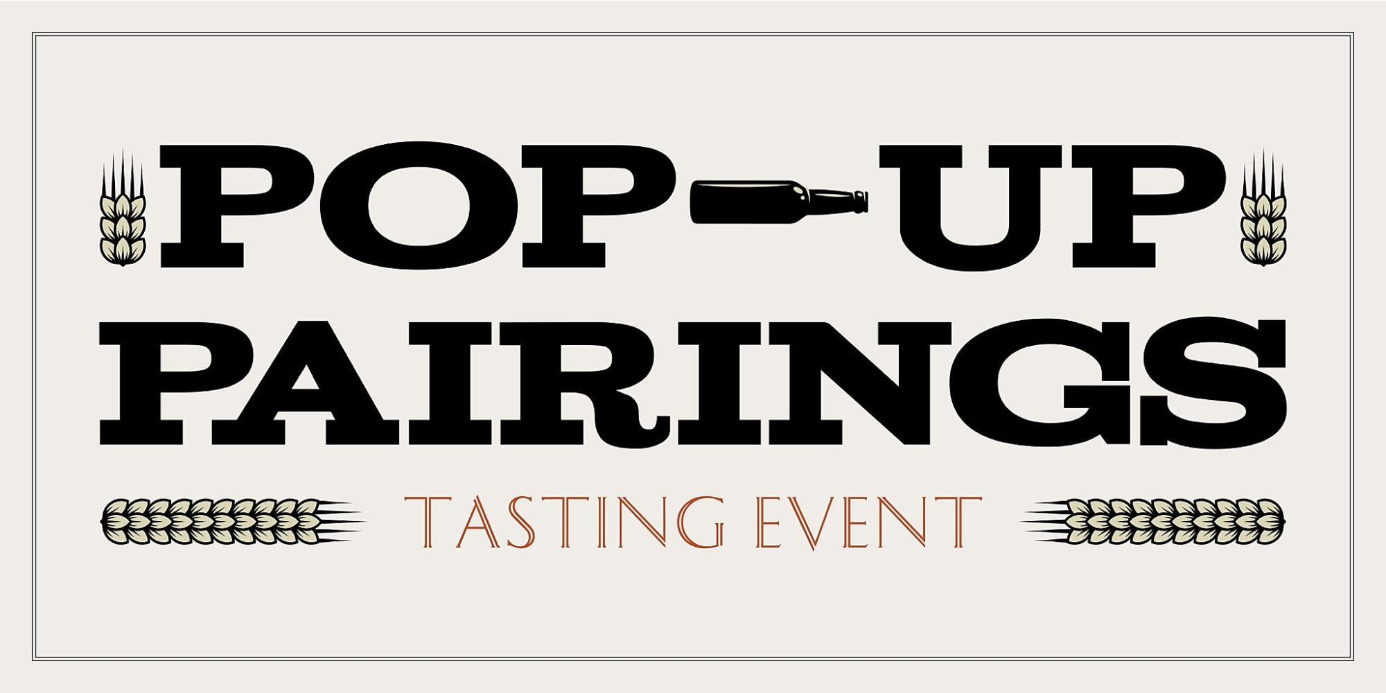 Belle's Catering Pop-Up Dinner Pairing